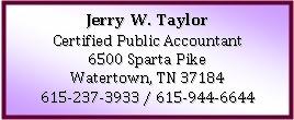 JerryTaylor