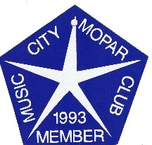 1993 Member Placard