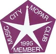 1995 Member Placard