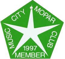 1997 Member Placard