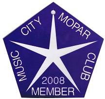 2008 Member Placard