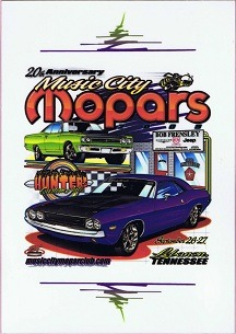 2009 Car Show Plaque