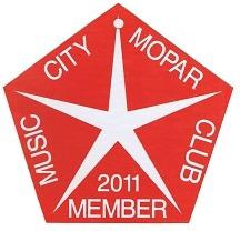2011 Member Placard