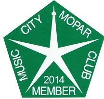2014 Member Placard