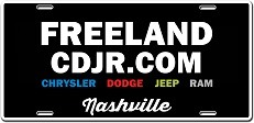 Welcome to Freeland Chrysler Dodge Jeep Ram of Tennessee