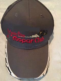 Club Cap - Shipped