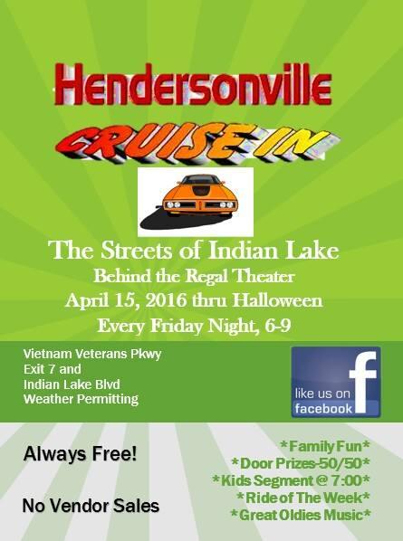 Hendersonville Cruise-in