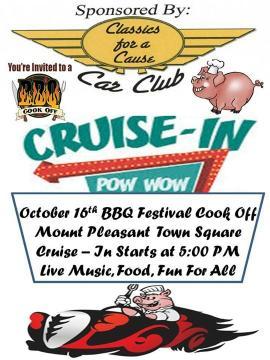 Mt Pleasant Cruise-in 10-16-2015