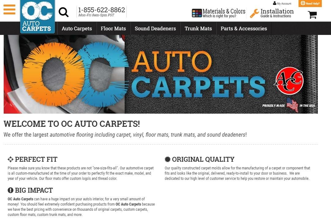 OC Auto Carpets