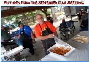 August Club Meeting